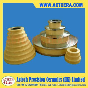 Anillos de cerámica del trefilado mecanizado