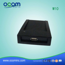 High Performance USB or RS232 Interface Wireless Magnetic Card Reader and Writer---W10