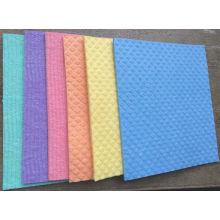 toalhetes de limpeza de esponja de celulose lavável