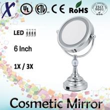 6′′ Elegance Shape Cosmetic Mirror (D620)