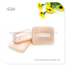 Square Cotton Cosmetic Puff for Powder and Foundation