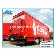 Elevador de carga de camiones