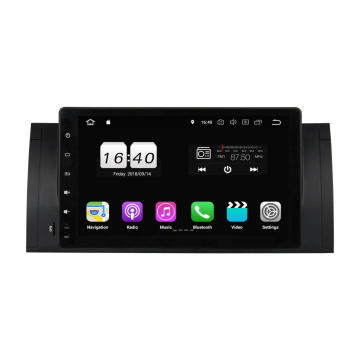 Android car dvd for M5
