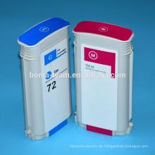 Kompatible Tintenpatrone Für HP T2300 Druckerpatrone Für HP 72