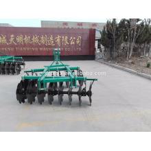 16 cuchillas de 3 puntos Grada de disco para servicio mediano para FOTON Tractor