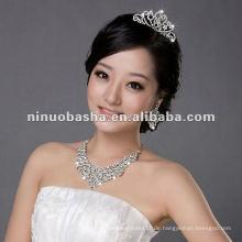 Hot Selling Hochzeit Kronen und Halsketten