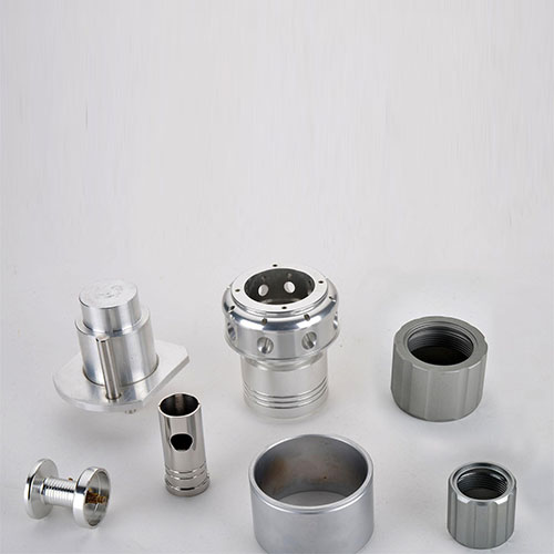 High Precision Lathe Parts