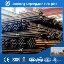 ASTM A106 Grade B carbono tubo de aço sem costura, tubo de aço ms