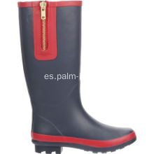 Caucho impermeable para mujer Wellington