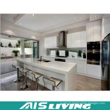 Armoires de cuisine de conception simple merveilleux (AIS-K713)