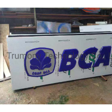 2mm 3mm 4mm Aluminum Composite Panel for Backing Board and Faced Carved Light Box Panel