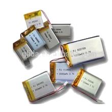 Batterie rechargeable au lithium polymère 3.7v 200mAh