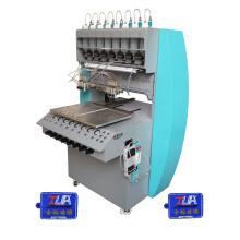 машина для капель с логотипом производителя этикеток для силиконовых перчаток