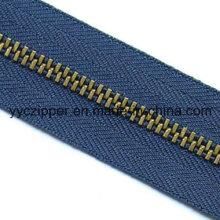 3 # Anti-Brass Y Dientes Metal Zipper Roll