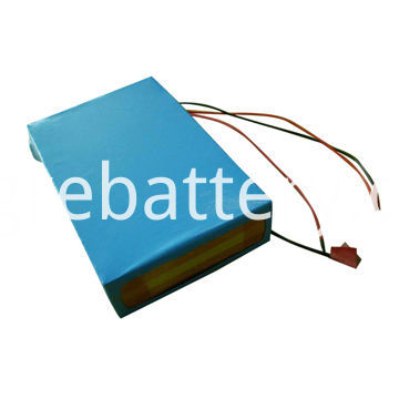 12V 20Ah LiFePO4 battery pack