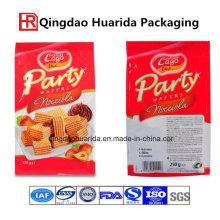 Stang zusammengesetzte kleine Snack-Food-Verpackungsbeutel