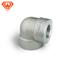 Stainless steel high pressure thick wall elbow pipe fittings