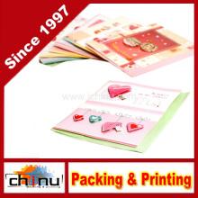 Cartão do casamento / aniversário / Natal (3315)