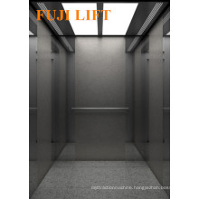 Commercial Building Passenger Elevator with Stainless Steel
