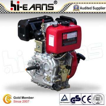 10HP Diesel Engine with Keyway Shaft (HR186F)
