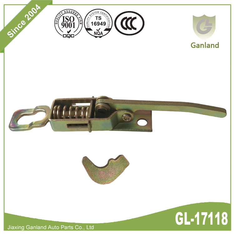 Bolt On Plate GL-17118
