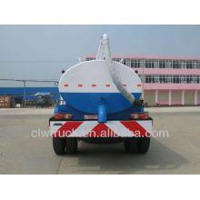 Контейнеровозы Dongfeng 8cbm, 4x2 фекальный всасывающий грузовик