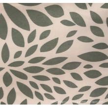 Impression de tissu 100% polyester pour la fabrication de draps