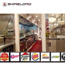 Best Fast Food Machine Electric Industrial Machine