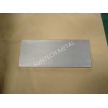 Placa de titânio ASTM B265 GR 2