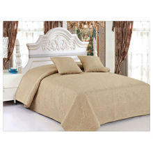 2013 new design quilted bedspread/embroidered/bedspread