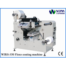 Automatic Coating Machine with Rotary (WJRS-350)