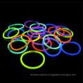 "high qualiy 8"" glow bracelet"