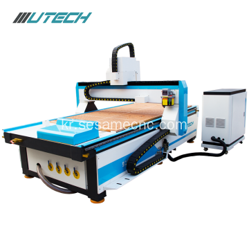 Aluminum Engraving Machine CNC Woodworking for Advertisement