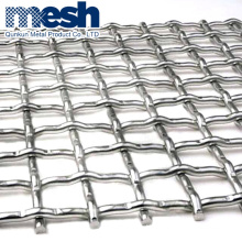 stainless steel 316L fine crimped woven wire mesh