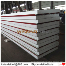 Red, Blue, White EPS Sandwich Panel Roof Panel