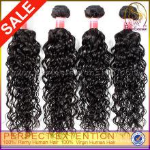 Cheap Full Head Clip in Hair Extensions Curly Jakarta Hair
