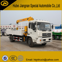 Camion grue de cargaison Dongfeng avec grue XCMG