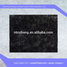 manufacturing good adsorption ability activated carbon felt