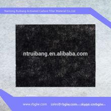 fibra de carbono ativado