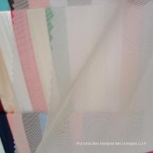 Light weight 78 polyester 22 spandex power net mesh fabric lingerie fabric