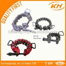 Abraçadeira de segurança de colar de broca preço mais baixo Dongying KH