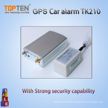 GPS Car Alarm System Tk210 with Wireless Relay and Control Remote (WL)
