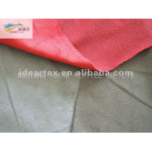 105DX300D Polyester Micro Suede Fabric
