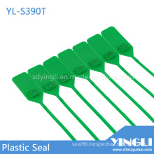 Airline Freight Logistic Transport Truck Custom Plastic Tag Container Seal (YL-S390T)