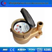Vertical dry type multi-jet water meter