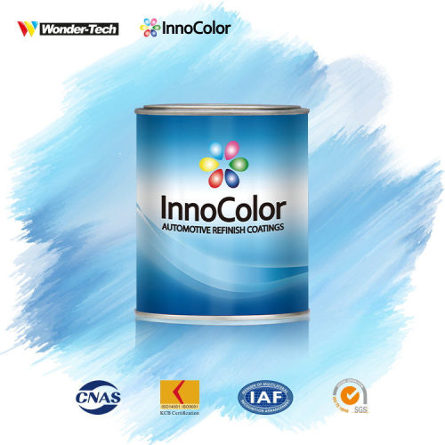 InnoColor Bright Orange Red Car Paint