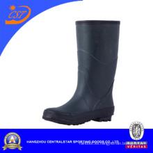 Zapatos de goma impermeables de los hombres para pescar