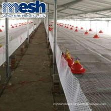 High quality HDPE extruded plastic flat net