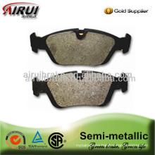High quality brake pad D558-7437 (OE:3411-1161-438)