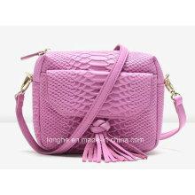 Kundenspezifische Mode Elegante kleine Crossbody Damen Tasche (ZX20318)